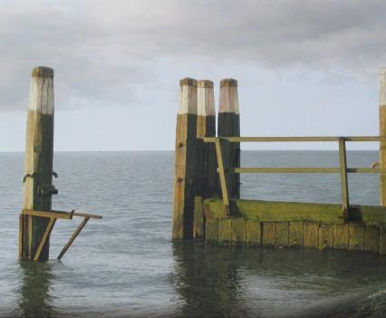 Peter van der Ploeg - Jachthaven Schiermonnnikoog